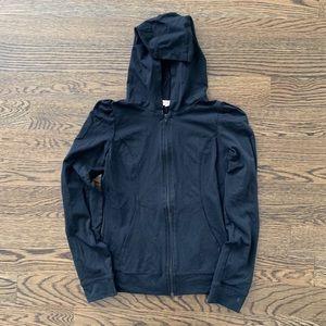 So Low Sport Black Zip Up Jacket